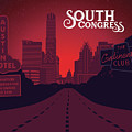 South Congress Avenue by Say Cheese Austin