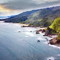South Island Coast by Scott Kemper