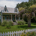 Southern Coastal Tin Roof Cottage by Dale Powell