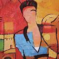 Spanish Lady by Lutz Baar