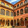 Spanish Royal Academy by Joseph Yarbrough