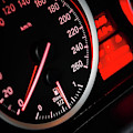 Speedometer Gauge Reading At Zero by Doc Braham