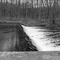 Spillway At Waterloo Village by Christopher Lotito