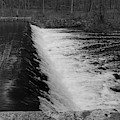 Spillway In Detail - Waterloo Village by Christopher Lotito