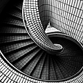 Spiral Staircase by Baona
