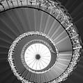 Spiral Staircase by Vera De Gernier