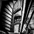 Spiral Stairs by Nigel Dudson