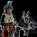 Spirit Warrior by Jim Garrison
