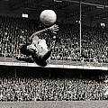 Sportfootball. Circa 1966. Leicester by Popperfoto