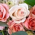 Spring Bouquet by Linda Knudsen