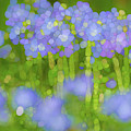 Spring Flowers Mosaic by Dan Sproul