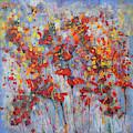 Spring Reds by Maxim Komissarchik