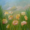 Springing Joy by Angeles M Pomata