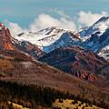 Springtime On Pikes Peak by Steve Krull