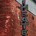 St. Ann Warehouse Theatre by Susan Candelario