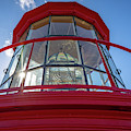 St Augustine Lighthouse Beacon by David Hart