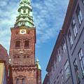 St. Nikolai Church Tower by Bob Phillips