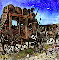 Stagecoach by Mark Jackson