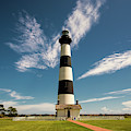 Standing Proud Bodie Island Lighthouse by Terry Rowe