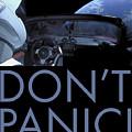 Starman Don't You Panic Now by Filip Hellman