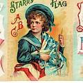 Starry Flagg Wrap A Round 2 by Reynold Jay