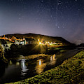 Starry Night In Aberystwyth by Keith Morris