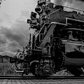 Steam Loco 765 by Max Huber