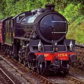Steam Locomotive by Martyn Arnold