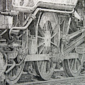 Steam Train by Raymond Ore