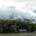 Steaming White Mountains by Jeff Folger