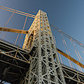 Steel Tower by Kristopher Schoenleber