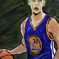 Steph Curry by Chance Kafka