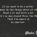 Stephen King Quote by Dan Sproul