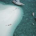 Stocking Island, Bahamas by Slim Aarons
