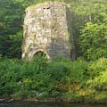 Stone Iron Furnace - Franconia New Hampshire by Erin Paul Donovan