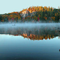 Stonehouse Pond by Debbie Stahre