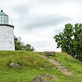 Stony Point Lighthouse by Kristia Adams