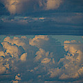 Storm Clouds Panorama by William Norton