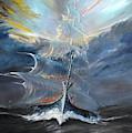 Storm Creators Beaufort Sea by Vincent Alexander Booth