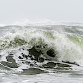 Storm Surf Spray by Robert Potts