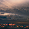 Stormy View From Bryce Point Bryce Canyon National Park Utah by Dave Welling