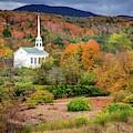 Stowe Vermont by Harriet Feagin