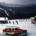 Stowe Vermont by Michael Ochs Archives