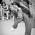 Street Dance by Catherine Sobredo