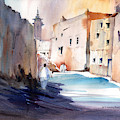 Street Rubble In Riyadh by P Anthony Visco