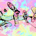 Street Sk8 Pop Art by Jorgo Photography - Wall Art Gallery