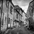 Streets Of Saint Cirq Lapopie by Georgia Fowler