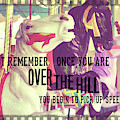 Striking Carousel Quote by JAMART Photography