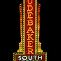 Studebaker Neon Sign by Susan Rissi Tregoning