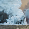 Submerged Lava Bomb by William Dickman